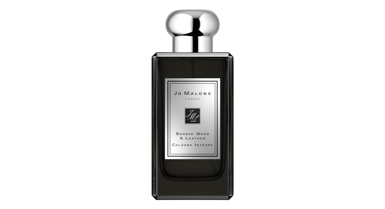 "<p>You might not think it, but all of Jo Malone's fragrances are actually unisex. But, we appreciate some are likely too floral – or sweet – to appeal to men. This new cologne, however, is a game-changer. Infused with addictive wood and leather fragrances, it's warm and long-lasting without being overwhelming. <a rel=""nofollow"" href=""https://www.jomalone.co.uk/product/23503/62821/bronze-wood-leather/bronze-wood-leather-50ml""><em>Shop now</em></a>. </p>"