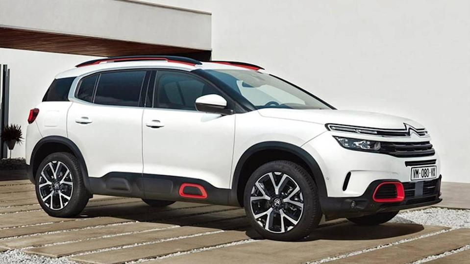 Production of Citroen C5 Aircross begins in India