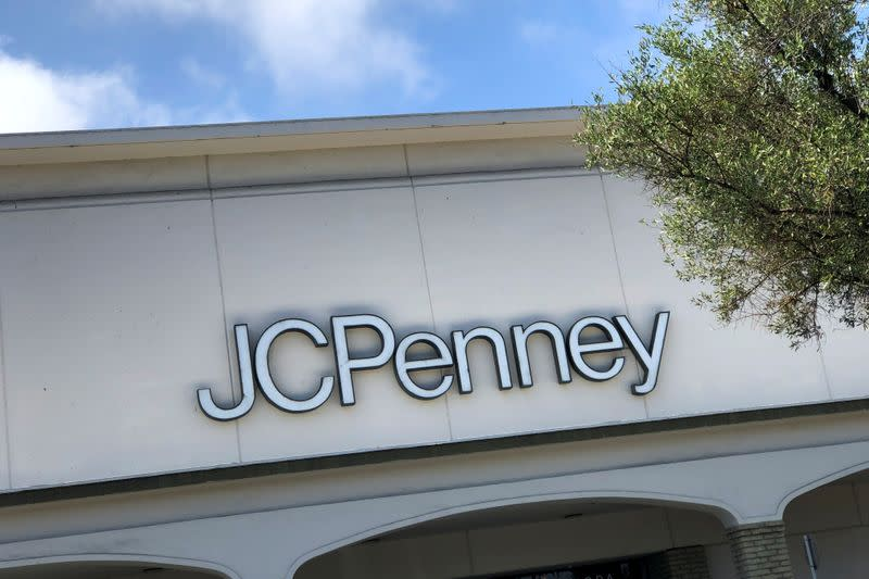 FILE PHOTO: A JC Penney store is shown in Oceanside, California