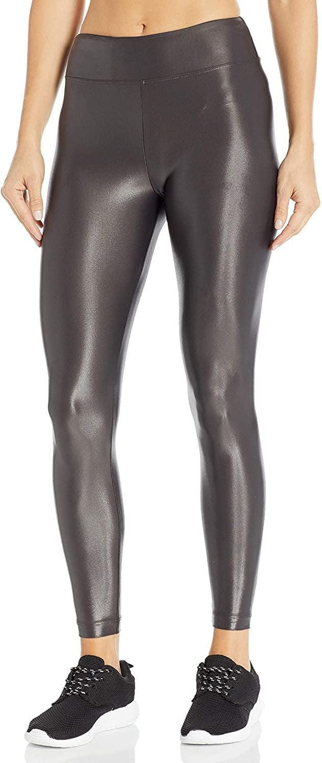 <p>We're kind of obsessed with these shiny <span>Koral Lustrous High Rise Leggings</span> ($68).</p>