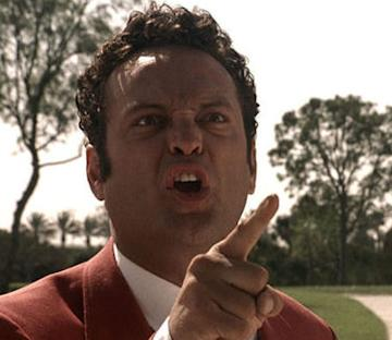 Vince Vaughn in 'Anchorman'