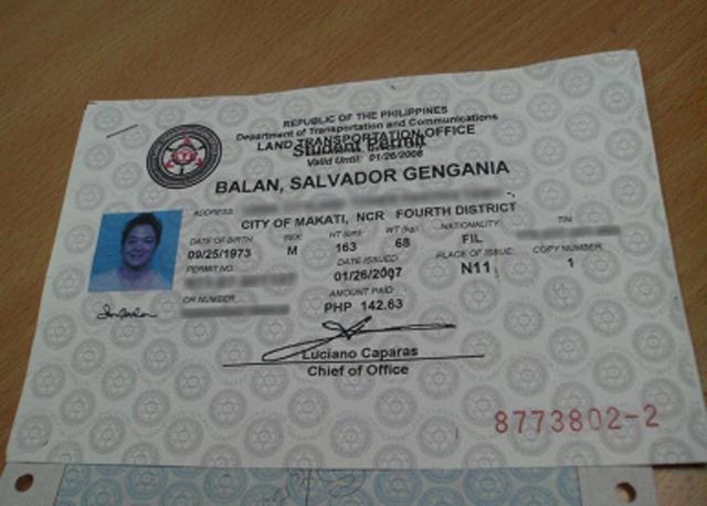 Student Driver's License Requirements Philippines 2016- UPDATED on registration application form, checking account application form, security license application form, education application form, title application form, training application form, driving licence application form, id application form, driver training form, home application form, driver license id card application, property tax application form, social security card application form, drivers permit form, dmv application form, vehicle application form, ssn application form, driver license online application, u.s. passport application form, permit application form,