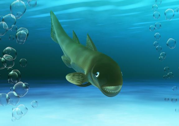 400-Million-Year-Old 'Spiny Shark' Fossil Found