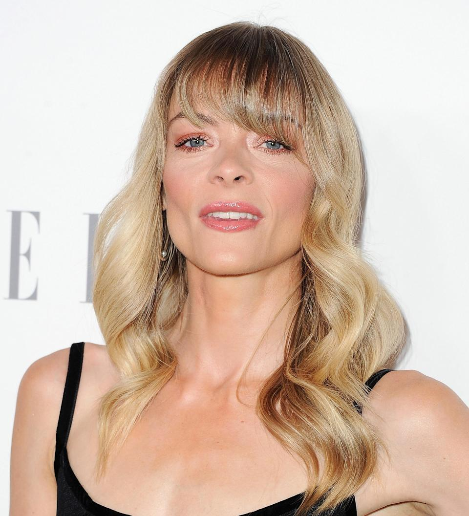 Actress and model Jaime King spoke to Yahoo Lifestyle about being diagnosed with endometriosis and polycystic ovary syndrome (PCOS) and how she manages the condition. (Photo: Getty Images)