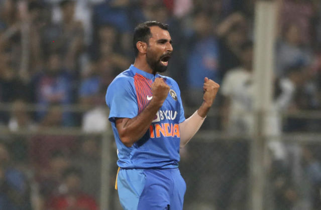 Shami's sheer pace has brought world class batsmen literally to their knees. 14 wickets from 4 matches in the World Cup that included a hattrick was a mere testimony to Shami's destructive run this year. In Tests, he was India's trump card with the ball, be it in Australia or at home.