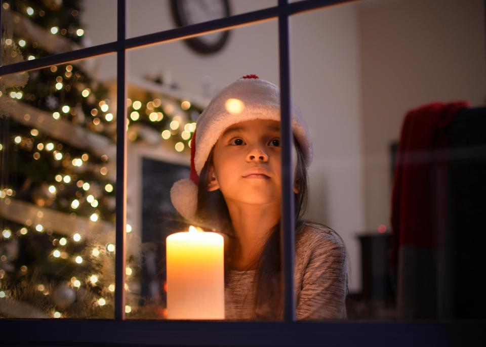 Should we tell children the truth about Father Christmas [Photo: Getty]