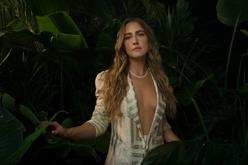 """Singer-songwriter Ingrid Andress will release her debut album, """"Lady Like,"""" Friday. (Photo: Jess Williams/Atlantic Records )"""