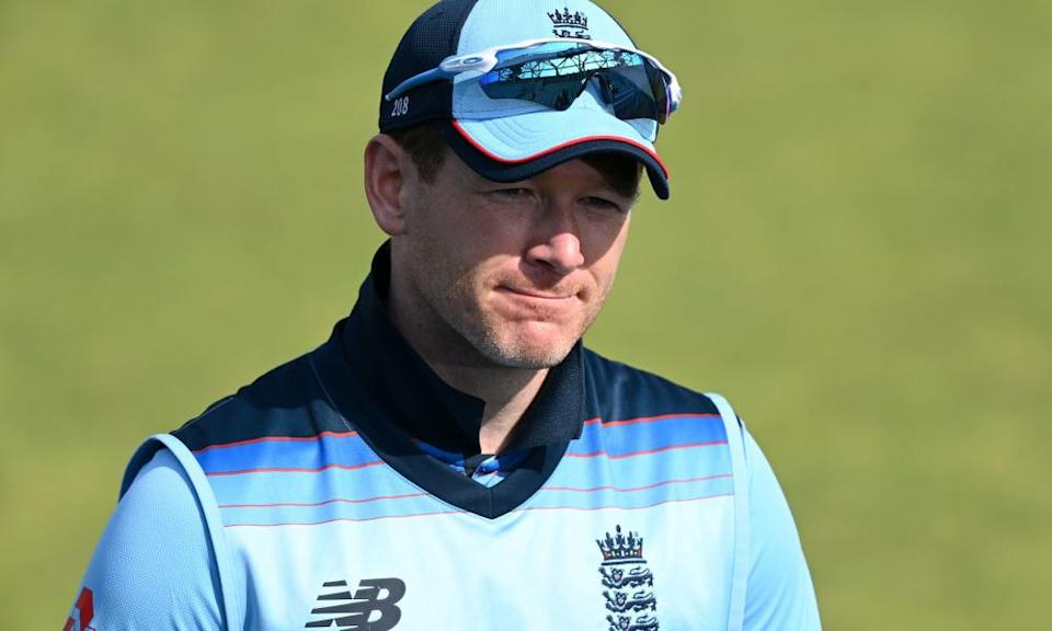 Eoin Morgan has spoken about how all this time shut up in bubbles is going to put a strain on players' mental health.