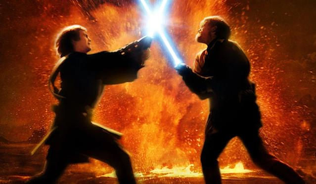 Revenge of the Sith (Credit: Fox/Lucasfilm)