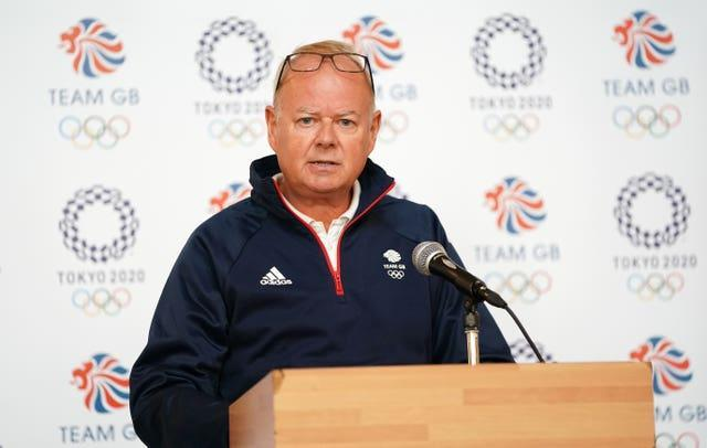 Chef de mission Mark England is bullish about Team GB's prospects in Tokyo (Tess Derry/PA)
