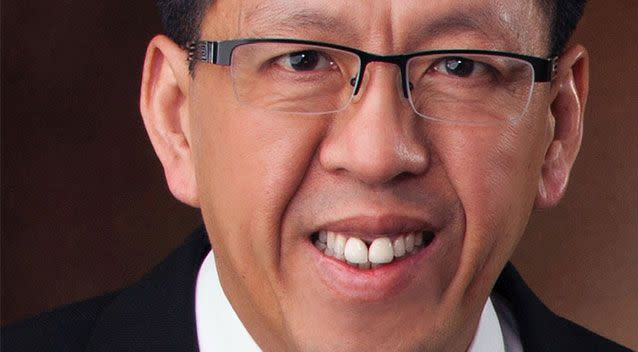 Murdered NSW Police finance worker Curtis Cheng. Photo: AAP