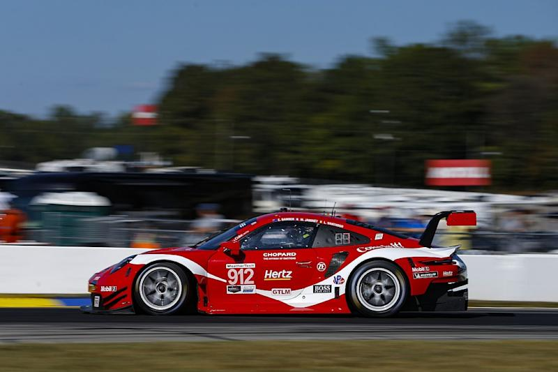 Montoya/Cameron clinch IMSA title at Petit Le Mans