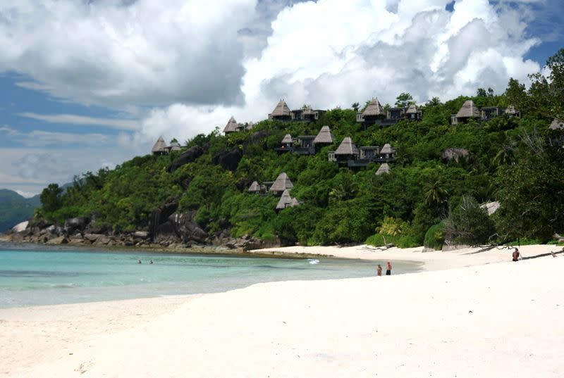 FILE PHOTO: To match feature SEYCHELLES-CRISIS/
