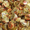 """<p>Answer: It's not surprising that Reese's Peanut Butter Cups were <a href=""""https://www.candystore.com/blog/holidays/halloween/definitive-ranking-best-worst-halloween-candies/"""" rel=""""nofollow noopener"""" target=""""_blank"""" data-ylk=""""slk:2021's most popular Halloween candy"""" class=""""link rapid-noclick-resp"""">2021's most popular Halloween candy</a>, according to CandyStore.com — nobody can get enough of that chocolate and peanut butter goodness! Other <a href=""""https://www.womansday.com/food-recipes/food-drinks/g28251309/best-halloween-candy/"""" rel=""""nofollow noopener"""" target=""""_blank"""" data-ylk=""""slk:&quot;best Halloween candy&quot; picks"""" class=""""link rapid-noclick-resp"""">""""best Halloween candy"""" picks</a> include Snickers, Twix, Nerds, Sour Patch Kids, and Skittles. <br></p>"""