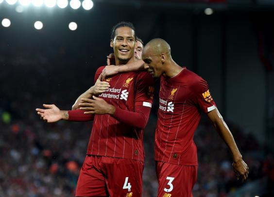 The relationship between the two clubs became ugly during Virgil van Dijk's transfer saga (Getty)
