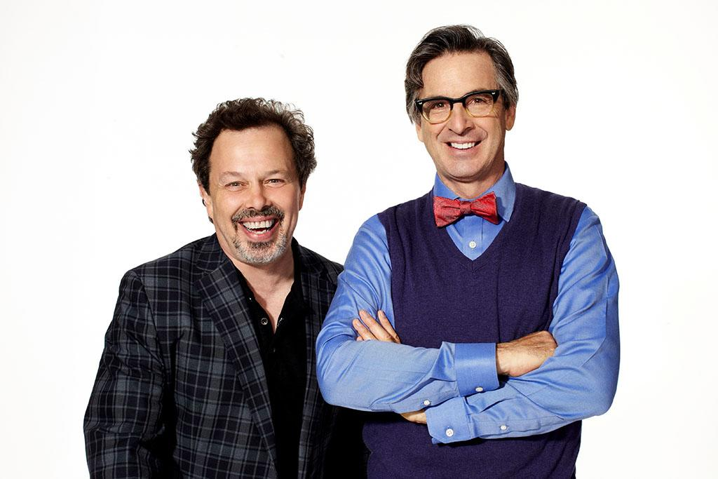 """King of the Nerds"" - Curtis Armstrong & Robert Carradine"