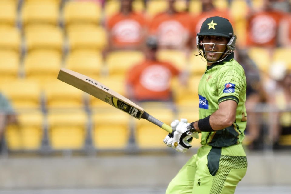 Pakistan captain Misbah-ul-Haq says his side can win the World Cup if they play to their potential (AFP Photo/Marty Melville)