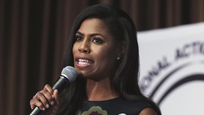 Omarosa Manigault Newman says she taped her firing by White House chief of staff John Kelly