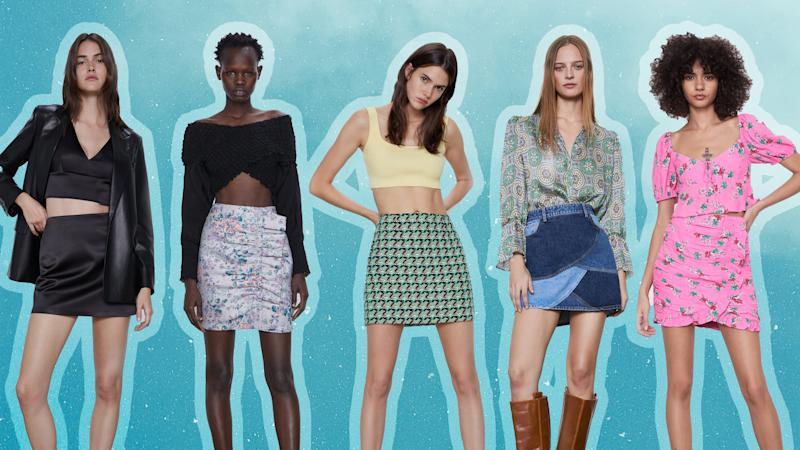 13 Mini Skirts For Every Mood—& Outfit—You Can Think Of
