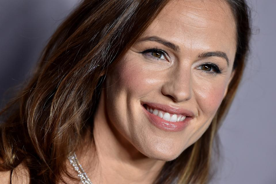 Jennifer Garner, 48, joined Oprah Winfrey to discuss how she's staying safe and happy at home during the pandemic. (Photo: Axelle/Bauer-Griffin/FilmMagic)