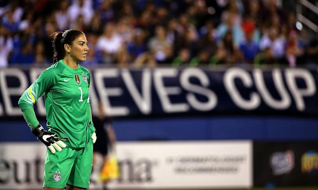 Why the controversial Hope Solo might also be the change candidate U.S. Soccer needs
