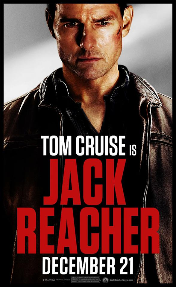 "Tom Cruise in Paramount Pictures' ""Jack Reacher"" - 2012"