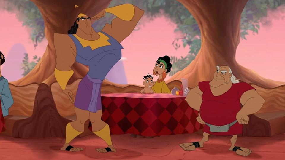 """""""Kronk's New Groove"""" is essentially a collection of shorts which have some funny moments."""