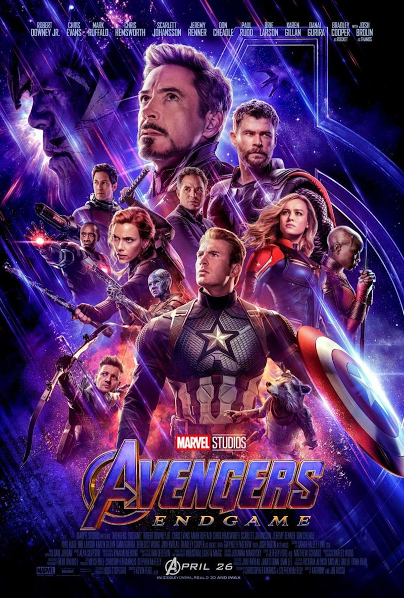 Marvel updates Avengers: Endgame poster to include Danai Gurira's name