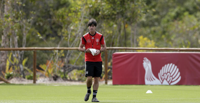 Loew: Bench players will decide games in Brazil