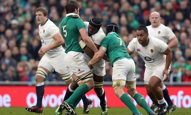 """<span class=""""element-image__caption"""">England's display against Ireland flagged up flaws in their game.</span> <span class=""""element-image__credit"""">Photograph: Andrew Fosker/Rex/Shutterstock</span>"""