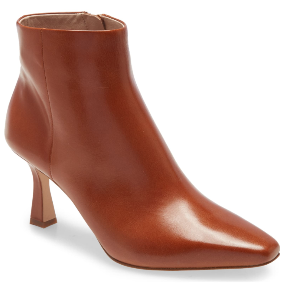 Louis Et Cie Lenci Bootie in Birch Leather