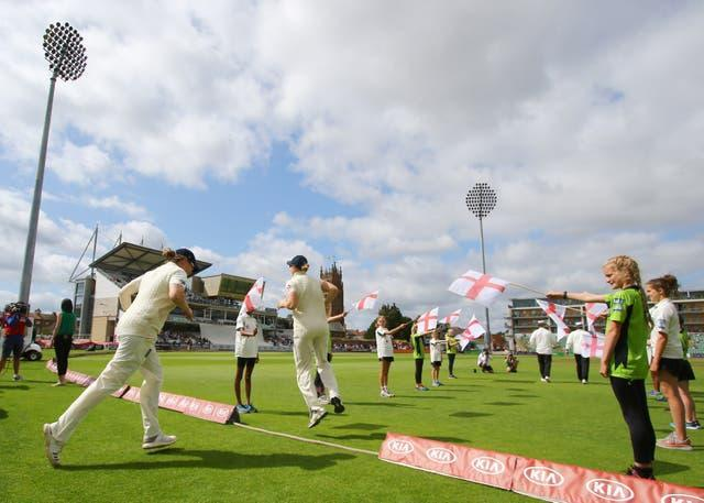 England Women have not played a Test match since the 2019 Ashes