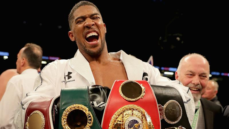 Joshua promoter Matchroom launches $1billion DAZN deal in US