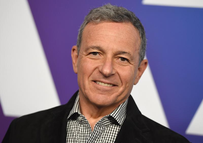 Bob Iger, chairman and CEO of the Walt Disney Company. (Photo: Jordan Strauss/Invision/AP)