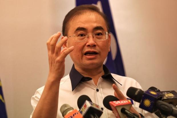 MCA's Datuk Seri Wee Ka Siong (pic) said Datuk Seri Najib Razak's announcement last night disproved detractors who have been belittling the consensus spirit by which the coalition operates. ― File pic