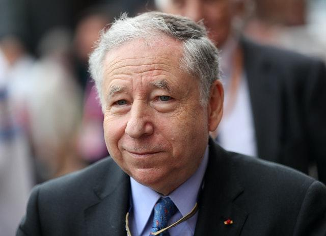 FIA president and former Ferrari team principal Jean Todt said he visited Michael Schumacher last week
