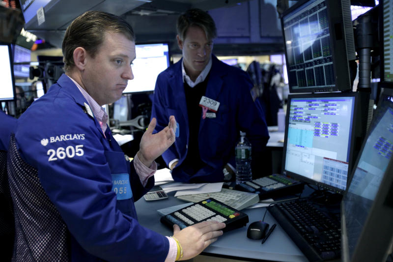 Stocks inch lower as investors wait on budget