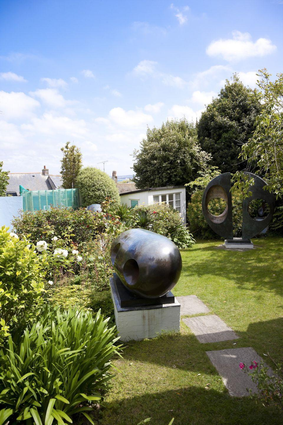 "<p>Discover the work of Barbara Hepworth at this stunning Cornish garden. Most of the bronze sculptures on display are ones Barbara placed herself. She first came to live in Cornwall with her husband in 1939, so this exhibit really is a nod to her life. Make sure not to miss out. </p><p><a class=""link rapid-noclick-resp"" href=""https://www.tate.org.uk/visit/tate-st-ives/barbara-hepworth-museum-and-sculpture-garden"" rel=""nofollow noopener"" target=""_blank"" data-ylk=""slk:BOOK NOW"">BOOK NOW</a></p>"