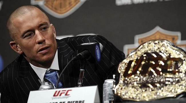 Georges St. Pierre's lawyer describes UFC contract