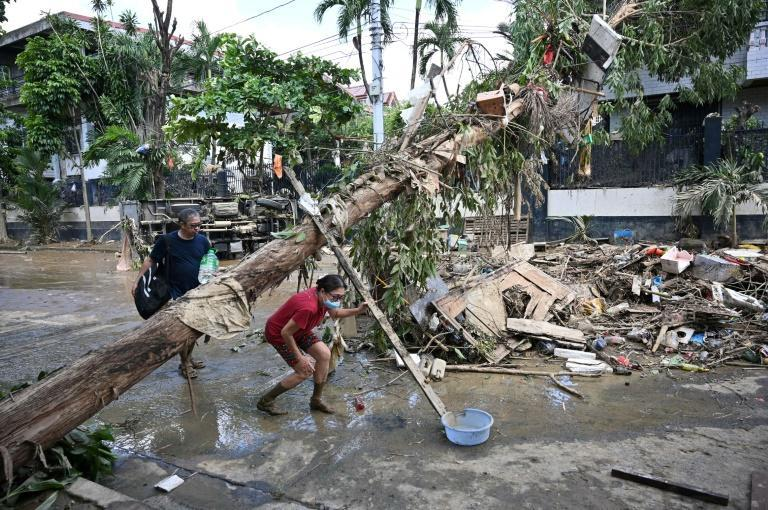 Typhoon Vamco was the third powerful storm to hit the Philippines in as many weeks