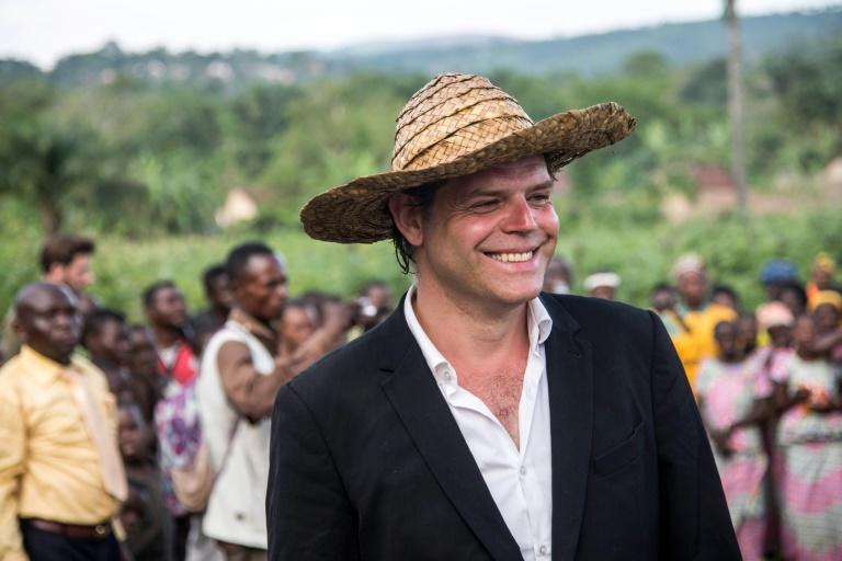 Dutch artist Rezon Martens, a backer of the Lusanga art centre, says plantations helped art in the West, now it's time to pay back