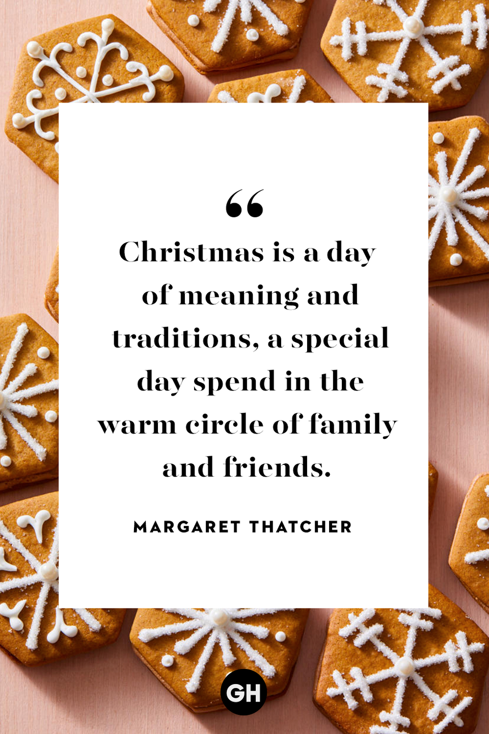 <p>Christmas is a day of meaning and traditions, a special day to spend in the warm circle of family and friends. </p>