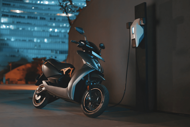 Ather 450X Electric Scooter Launched in India at Rs 99,000