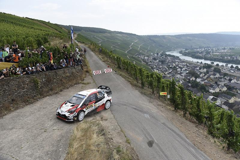 Tanak: 2018 Germany win one of my most difficult
