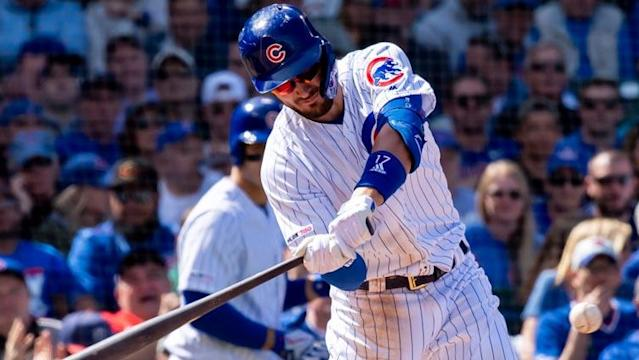 The Cubs have to keep betting that Kris Bryant will find a big way out, then he will carry this team for a while, maybe right back to the World Series.