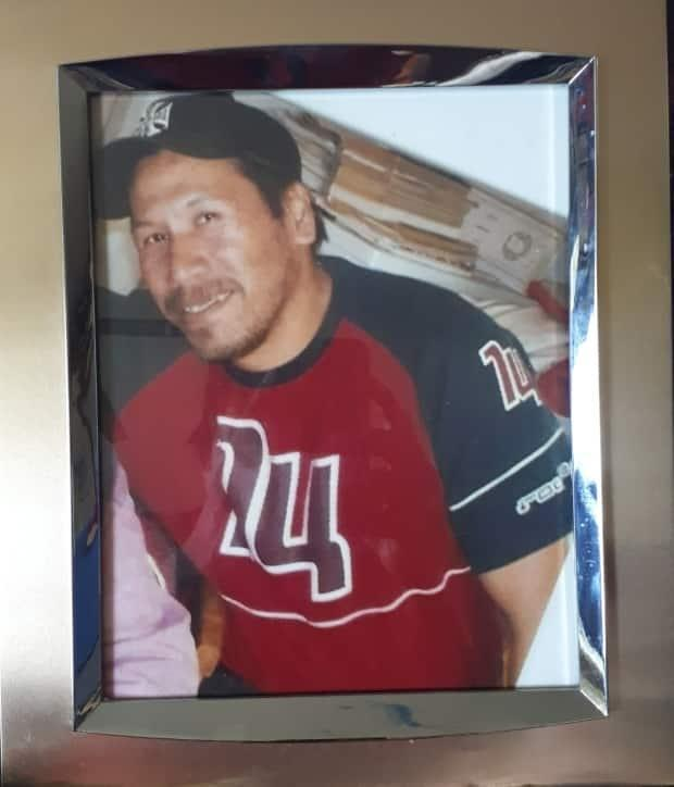 Gerald Supernault was last seen in August 2008 and his body was recovered in October of that year. The circumstances around his murder remain unclear. (Submitted by Lennard Supernault - image credit)