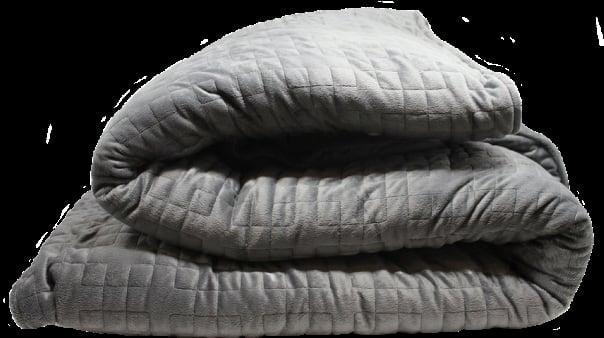 "<p>You can finally replace your outdated Snuggie. <a href=""https://www.popsugar.com/buy/My%20Calm%20Blanket-375501?p_name=My%20Calm%20Blanket&retailer=mycalmblanket.com&price=169&evar1=fit%3Aus&evar9=45410504&evar98=https%3A%2F%2Fwww.popsugar.com%2Ffitness%2Fphoto-gallery%2F45410504%2Fimage%2F45411896%2FMy-Calm-Blanket&list1=stress%2Csleep%2Cmental%20health%2Canxiety%2Chealthy%20living&prop13=mobile&pdata=1"" rel=""nofollow noopener"" target=""_blank"" data-ylk=""slk:My Calm Blanket"" class=""link rapid-noclick-resp"">My Calm Blanket</a> ($169, originally $199) is designed to stay cool in the Summer and warm in the Winter.</p>"
