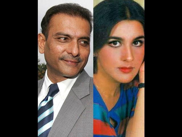 <p><strong>Amrita Singh-Ravi Shastri</strong><br /><br />Long before, when the likes of Yuvraj and Virat were not even heard of, Ravi Shastri was the original glam boy of Indian cricket. It was inevitable that he caught the eye of Amrita Singh, the rising starlet of Bollywood. Amrita was seen cheering in the stands in Sharjah for the cricketer. But the story did not had a happy ending as they went their separate ways, with Amrita finally marrying Saif Ali Khan, the son of another cricket-bollywood Jodi Sharmila Tagore-Tiger Pataudi. </p>