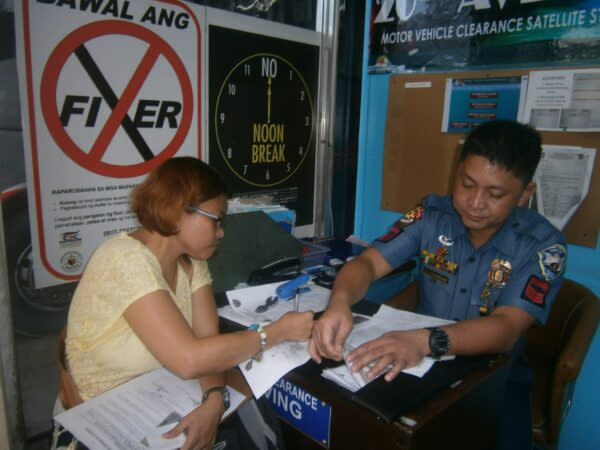 How to Transfer Car Ownership - Clearance from PNP-HPG
