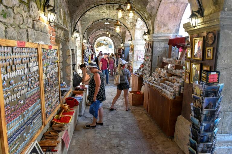'We are being transformed into a city of souvenir shops,' said Sandra Kapetanovic from Expedito, a local architecture group that advocates sustainable development